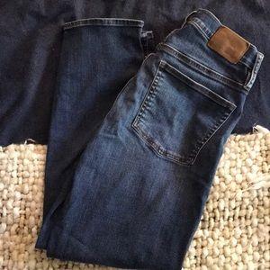 Jcrew Jeans Size 30 Vintage Straight